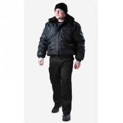 Куртка «Норд» цв. черный