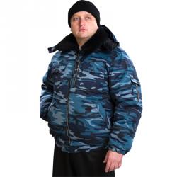 Куртка «Святогор» серый камуфляж