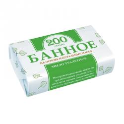 Мыло туалетное 200 гр.