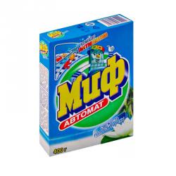 Стиральный порошок «Миф»